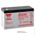 Batterie YUASA gel 12V 7,6Ah