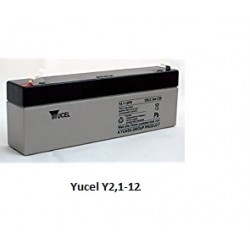 Batterie YUASA gel 12V 2,1Ah